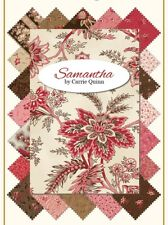 "Samantha by Penny Rose/Riley Blake 21 10"" Layer Cake Carrie Quinn 10-4710-27"