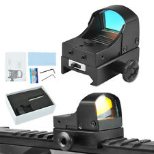 Compact Reflex Micro Red Dot Sight Scope Mini Holographic For Rifle Pistol