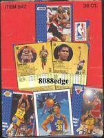 1991-92 91-92 FLEER SERIES 1 NBA BASKETBALL BOX: MICHAEL JORDAN/LARRY BIRD/MAGIC