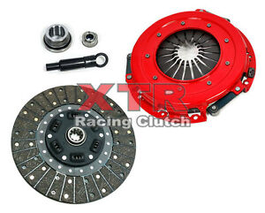 "XTR STAGE 2 CLUTCH 10.5"" KIT 86-1/2001 FORD MUSTANG GT COBRA SVT 4.6L 5.0L"