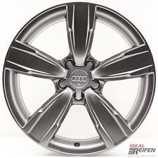 4 Originale Audi A4 8k B8 Allroad Cerchi Lega 18 Pollici 8k0601025ae 8x18 Et26