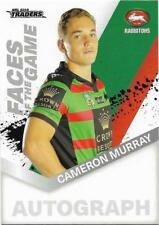 2018 NRL Traders Faces of the Game (FG 48 / 64) Cameron MURRAY Rabbitohs