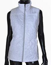 THE NORTH FACE Catawissa Vest Jacket White Insulated Women's Medium M Free Ship