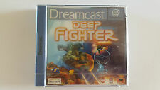 DEEP FIGHTER sur Dreamcast NEUF SOUS BLISTER / SEGA / PAL FRA