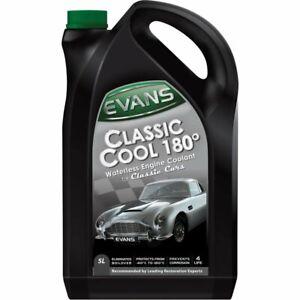 Evans Classic Cool 180° (5 Liter) Kühlflüssigkeit / Kühlmittel ohne Wasser