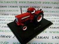 TR27W Tracteur 1/43 universal Hobbies : IH 624 1968