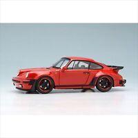 MakeUp VISION VM115B2 1:43 Porsche 930 Turbo 1988 Red model cars NEW