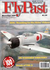 Flypast 1989 November Warbirds,He-177,TSR-2