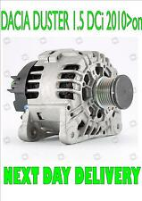 DACIA DUSTER 1.5 DCI 2010 2011 2012 2013 2014 >on ALTERNATOR 125Amp