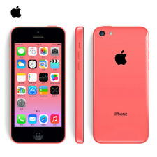 Original Smartphone Apple iPhone 5c - 16 Go - Rose - Téléphone Portable Débloqué