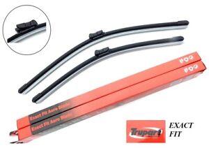 EXACT FIT Aero Window Windscreen Wiper Blades Fit Volvo C70 MK2 V40 MK2 XC60 MK2