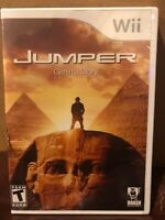 Jumper: Griffin's Story (Nintendo Wii ) BRAND NEW! Factory Sealed Wii Game