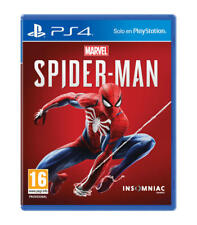 Juego Sony PS4 Marvel S Spider-Man