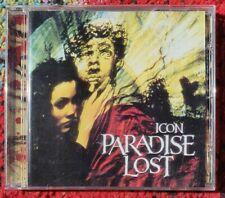 """Paradise Lost - """" Icon """" - 4° Album Studio - CD Audio."""