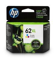 HP Genuine 62XL tri-color Ink Cartridge HP ENVY 5540 5643 5542 5544 5640