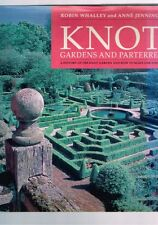 Knot Gardens and Parterres: History Knot Garden How to Make One Whalley Jennings