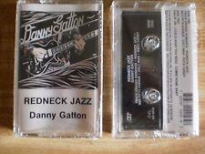 Danny Gatton Redneck Jazz 1978 New Sealed Cassette Tape