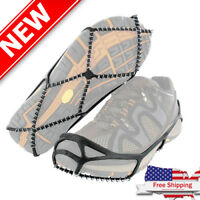 Yaktrax Traction Walk Ice Snow Cleats Walking And Different sizes New Spikeless