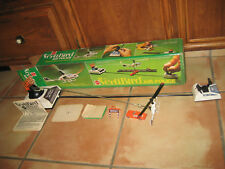 Vintage 1973 Mattel Vertibird Air Police Set ! Working Accessories & Box # 7604