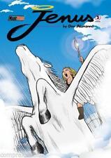JENUS DI NAZARETH 3 - NUOVO - MAGIC PRESS - MANGA