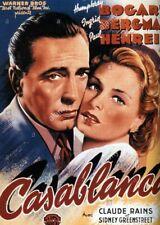 16mm CASABLANCA (1942). Humphrey Bogart B/W Feature Film.