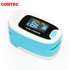 Contec Cms50na Fingertip Pulse Oximeter Spo2 Pulse Rate Blood Oxgen Meter Oled