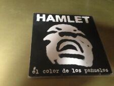 HAMLET - EL COLOR DE LOS PAÑUELOS CD SINGLE HEAVY METAL