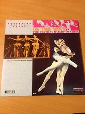 Laser Disc - On The Move The Central Ballet Of China, Mint