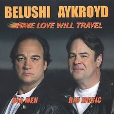Have Love Will Travel by Jim Belushi (CD, May-2003, Have Love Records)