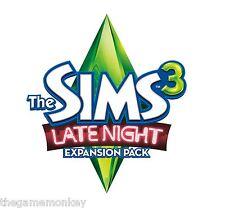 THE SIMS 3 LATE NIGHT expansion [PC/Mac] Origin key