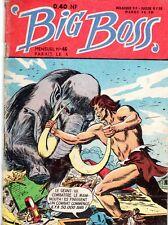 BIG BOSS 46 artima 1960 (1ère série)