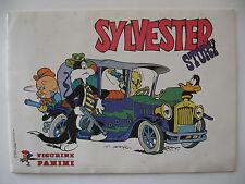 """Panini Sammelbilderalbum """"Sylvester Story"""", italienisch, komplett"""