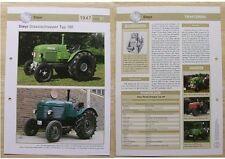 STEYR Traktor Schlepper Typ 180 1947 Weltbild