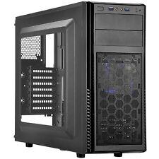 Silverstone PS11B-W ATX, Micro-ATX Mid Tower Computer Case