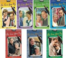 As Time Goes By Vol 1-7 BBC Video VHS Lot Judi Dench Geoffrey Palmer 23 Episodes