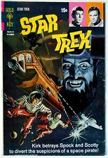 Star Trek #12  Gold Key 1971