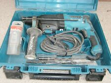 MAKITA   HAMMER DRILL 240 VOLTS MODEL HR2610
