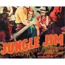 JUNGLE JIM, 12 CHAPTER SERIAL, 1937