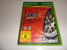 XBOX 360 Project Gotham Racing 4 - [Xbox 360] USK-Classificazione: USK a partire dal 6