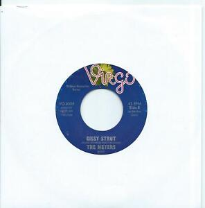Meters (The) Sophisticated cissy/Cissy strut:US Virgo:Re-Issue