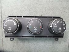 DODGE AVENGER HEATER/AC CONTROLS JS 08/07-07/10 07 08 09 10