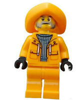 Lego Captain Jones Hidden Side Minifigur Legofigur Figur Minifig hs007 Neu