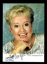 Heidi Vogel Reinsch Dia Fallers Autogrammkarte Original Signiert # BC 89073