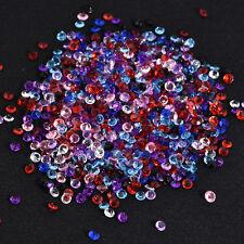 1000PCS DIY Party Wedding Festive Decorations Transparent Acrylic Crystals Hot