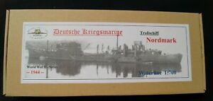 HP Models 1:700 WL  Troßschiff Nordmark der  Deutschen Kriegsmarine -1944-