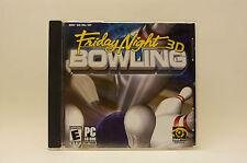 Friday Night 3D Bowling (PC, 2003)