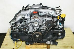 JDM 2006-2011 Subaru Impreza Legacy Forester Engine 2.5L EJ25 SOHC AVLS Motor