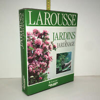Livre LAROUSSE JARDINS et JARDINAGE 1992 Mon jardin, ma maison - ZZ-5644