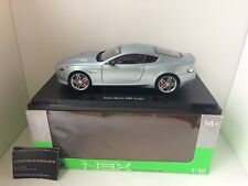 WELLY 1:18 - ASTON MARTIN DB9 COUPE IN SILVER