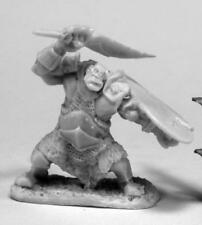 Reaper Miniatures Orc Slicer RPR 77432